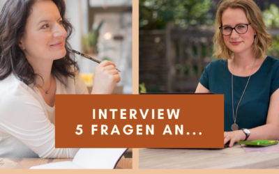 Interview – 5 Fragen an Webseitenstrategin Michaela Dyck